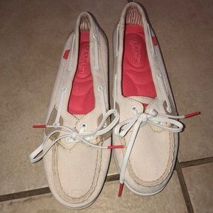 Sperry Khaki Loafers